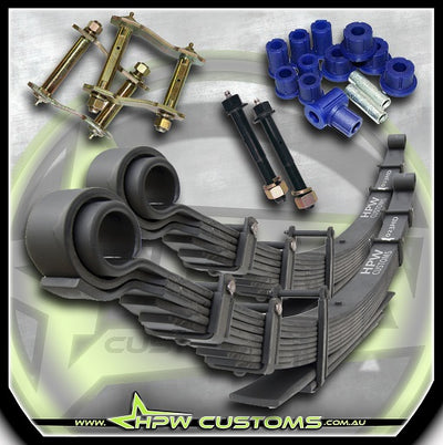 "2"" Adjustable Bypass OUTBACK ARMOUR Lift kit for Ford Ranger FITS PX1 & PX2"