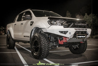 Offroad animal PREDATOR bullbar for PX2 Ford Ranger