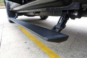 eBoard Retractable Power Steps to suit Isuzu D-Max