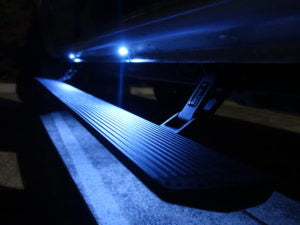eBoard Retractable Power Steps to suit Volkswagen Amarok 2H