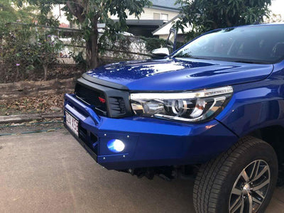 SLX Extreme series bullbar for Toyota Hilux 2015 - 2018