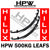 HPW Brand LEAF Springs PAIR - Hilux N80 500kg LOAD