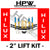 "2"" BILSTEIN Lift kit for Toyota Hilux N70"