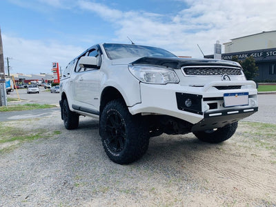 SLX Extreme series bullbar for Holden Colorado RG 2012 - 2016