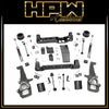 "4"" Lift ROUGH COUNTRY Lift kit for RAM 1500 LARAMIE & EXPRESS"