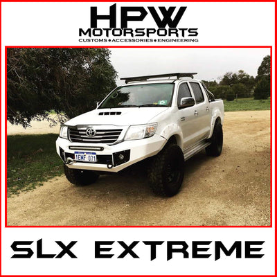 SLX Extreme series bullbar for Toyota Hilux 2011 - 2015