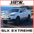 SLX Extreme series bullbar for Holden Colorado 2017 -2019