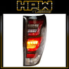 Black LED Tail Rear Light Lamp for Ford Ranger PX2 PX3 Ranger ADR