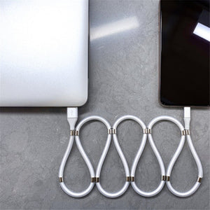MagCable™ Easy Coil Cord