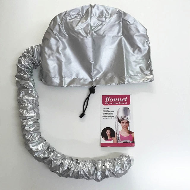 Inflatable Hair Dryer Cap
