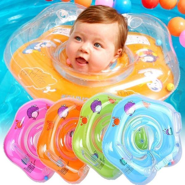 Inflatable Baby Neck Float