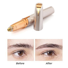 Load image into Gallery viewer, Finishing Touch Eyebrow Hair Epilator
