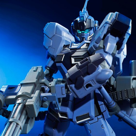 HGUC RX-80PR Pale Rider [Space Type] (Feb)