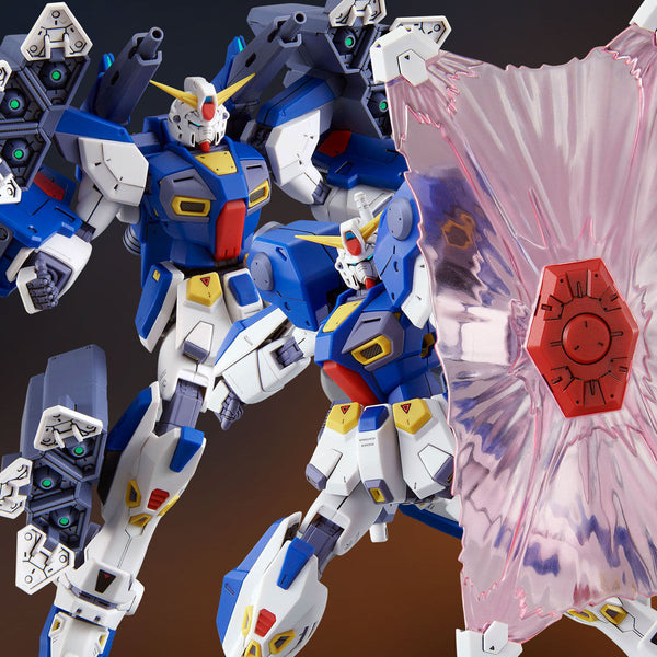MG Mission Pack B-Type and K-Type for Gundam F90