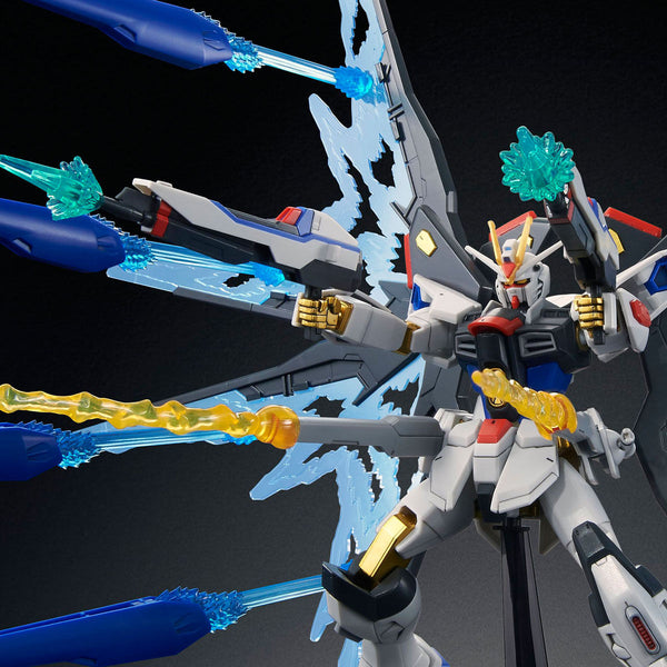 "HGCE ZGMF-X20A Strike Freedom Gundam ""Wings of Light"" DX Edition"
