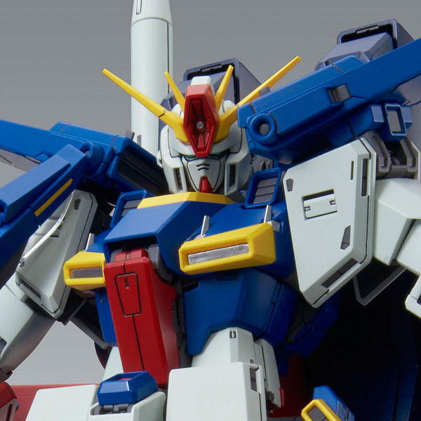 MG MSZ-010S Enhanced ZZ Gundam ver.KA (Jan)