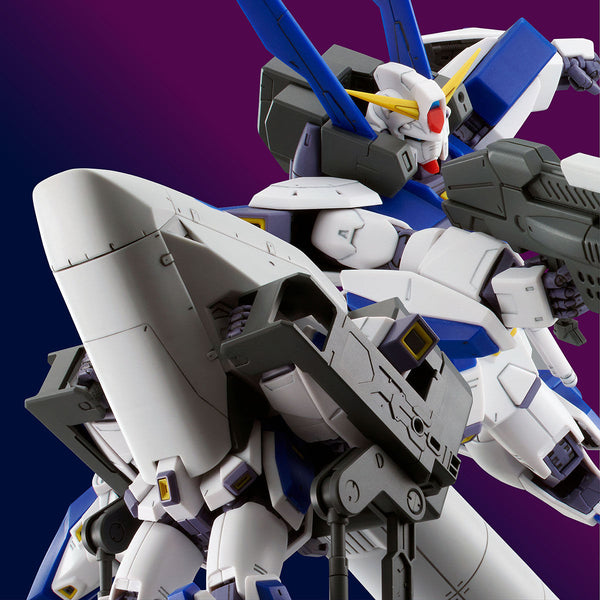MG Mission Pack O-Type and U-Type for Gundam F90 (Feb)