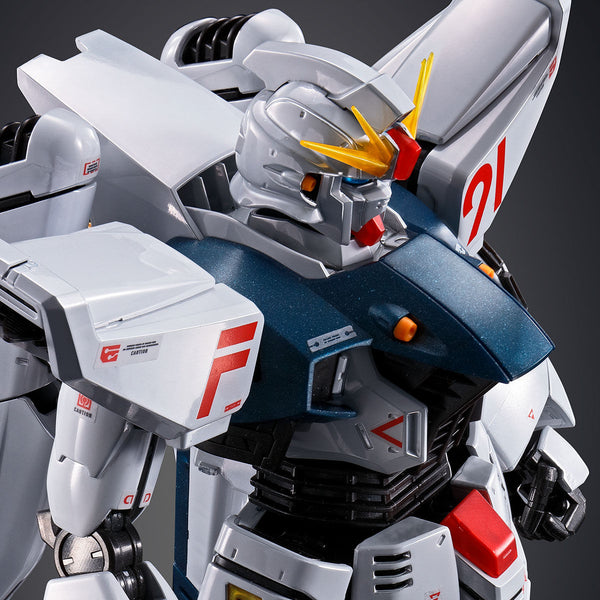 MG F91 Gundam F91 [Titanium Finish Ver.] (Oct)