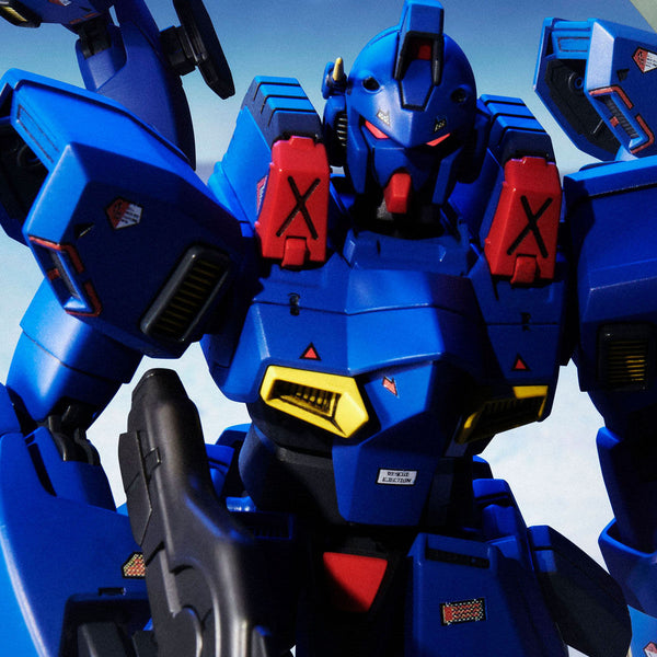 RE/100 LM111E02 Gun EZ Ground Type [Bluebird Team Colors]