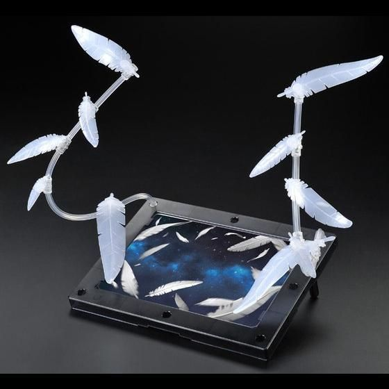 "RG Expansion Effect Unit ""Seraphim Feather"" for Wing Gundam Zero EW (Jul)"