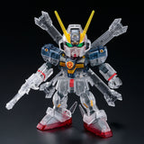 SD Gundam Cross Silhouette Crossbone Gundam X1 [Clear Color]