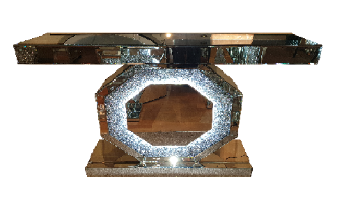 E2/Octagon Console Table