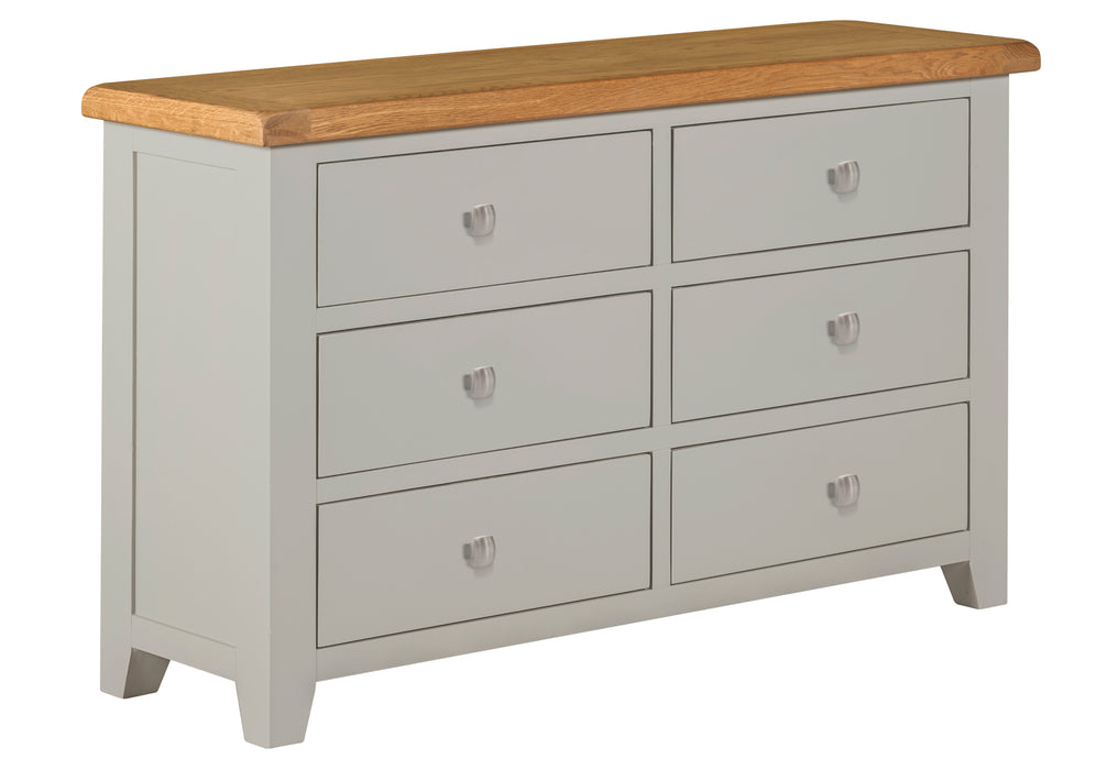 N3/Lucca 6 Drawer Chest
