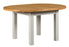 A2/Lucca Round Extending Dining Table