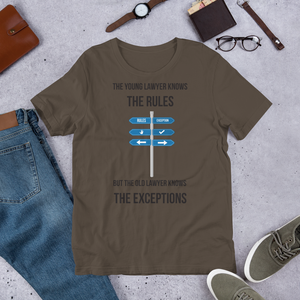 Rules vs. Exceptions - Legaltee