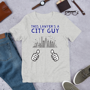 City Attorney *White Fingers* - Legaltee