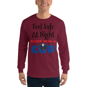 Sleep With a Cop Long Sleeve - Legaltee