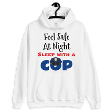 Load image into Gallery viewer, Sleep With A Cop Hoodie Hoodie - Legaltee