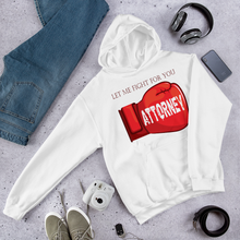 Load image into Gallery viewer, Fight For You Hoodie - Legaltee