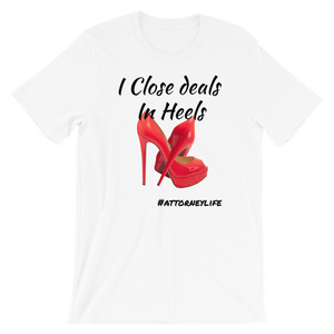 Closing Deals in Heels - Legaltee