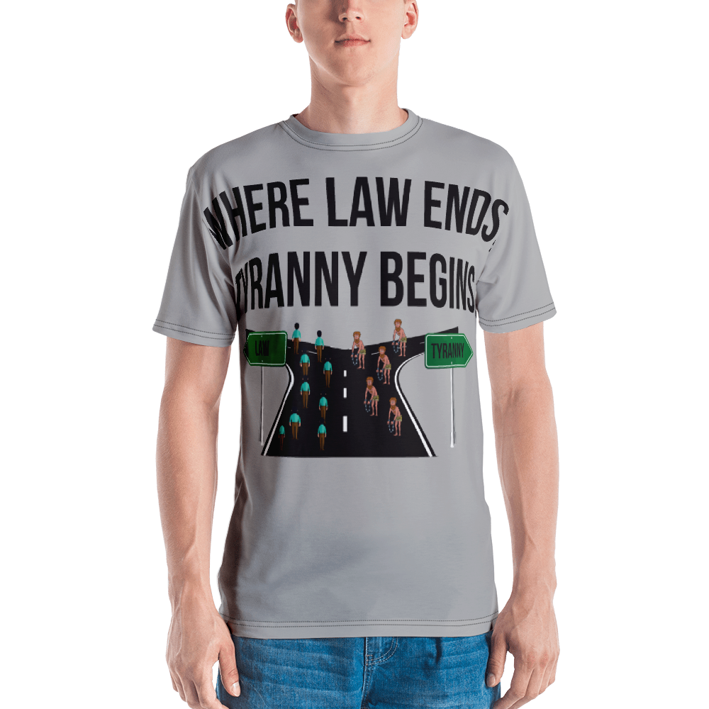 Jumbo Law and Tyranny - Legaltee