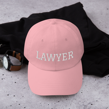 Load image into Gallery viewer, Lawyer Curved Hat - Legaltee