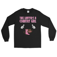 Load image into Gallery viewer, Country Girl Long Sleeve *white fingers* - Legaltee