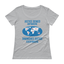 Load image into Gallery viewer, Ladies' Justice Everywhere - Legaltee