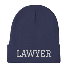 Load image into Gallery viewer, Lawyer Beanie - Legaltee