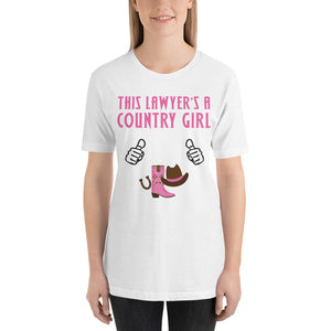 Country Girl Lawyer *White Fingers* - Legaltee
