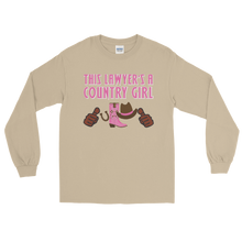 Load image into Gallery viewer, Country Girl Long Sleeve *brown fingers* - Legaltee