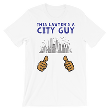 Load image into Gallery viewer, City Attorney *Tan Fingers* - Legaltee