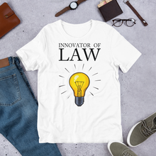 Load image into Gallery viewer, Innovator of Law - Legaltee