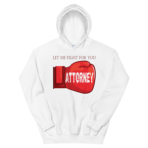 Fight For You Hoodie - Legaltee