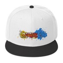 Load image into Gallery viewer, Lawyer Color Splash Snapback Hat - Legaltee