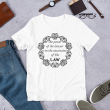 Load image into Gallery viewer, The Power of the Lawyer - Legaltee