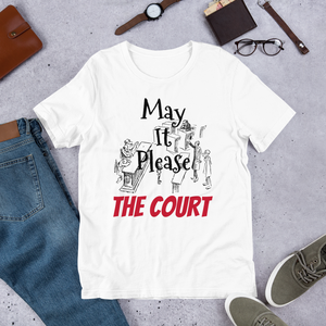 May It Please The Court - Legaltee