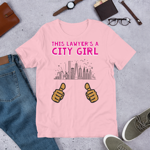 City Girl Attorney *Tan Fingers* - Legaltee