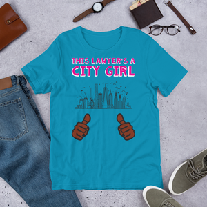 City Girl Attorney *Brown Fingers* - Legaltee