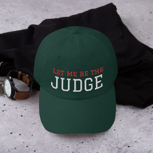 Let Me Be The JUDGE! - Legaltee